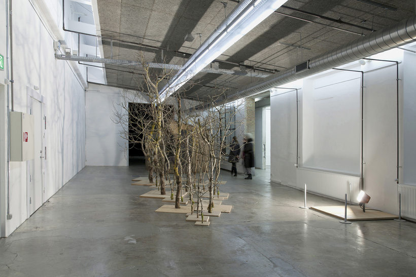 Installation view, Kunsthal NORD