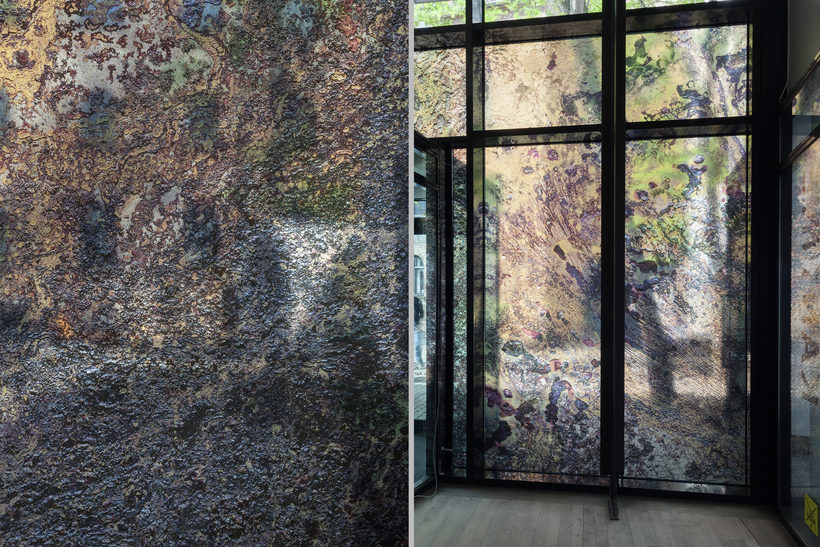 Under-Værker Arkitektskolen Installations fotografi Morten Barker