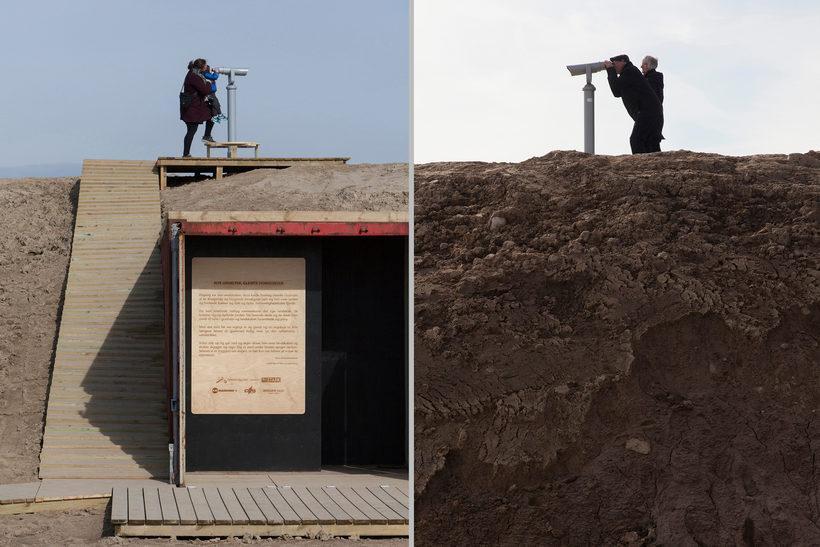 Installation Galten Skovby Morten Barker