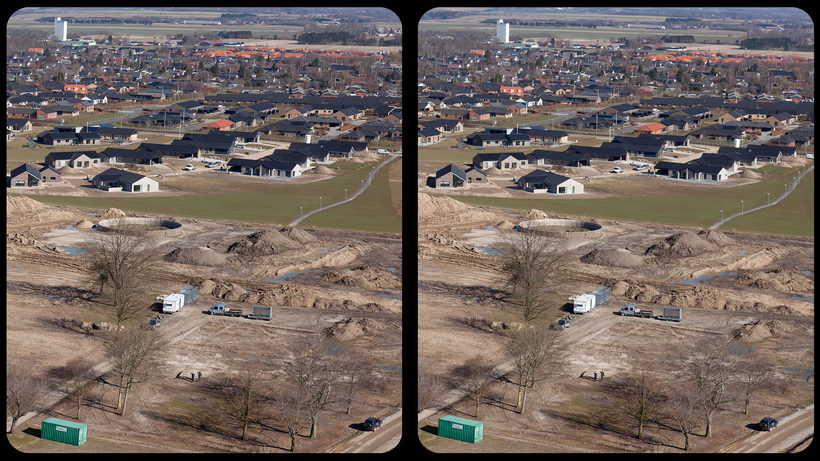 3D Stereo photo Morten Barker